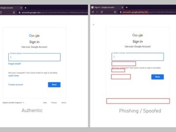 Редирект Google Meet могут подвергнуть пользователя фишингу