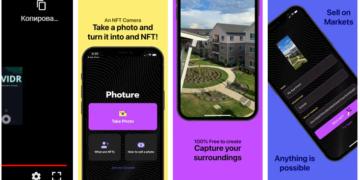Photure — превратить любую фотку в NFT-изображение